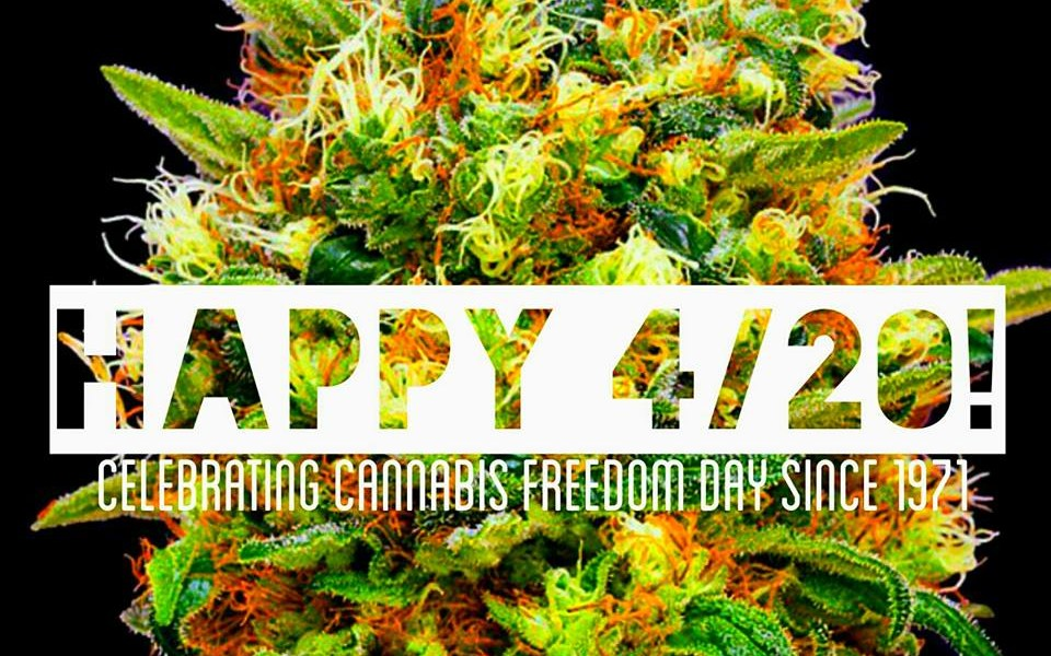 Happy 4/20! But Wait... Where Exactly Did The Weed Holiday Come ...